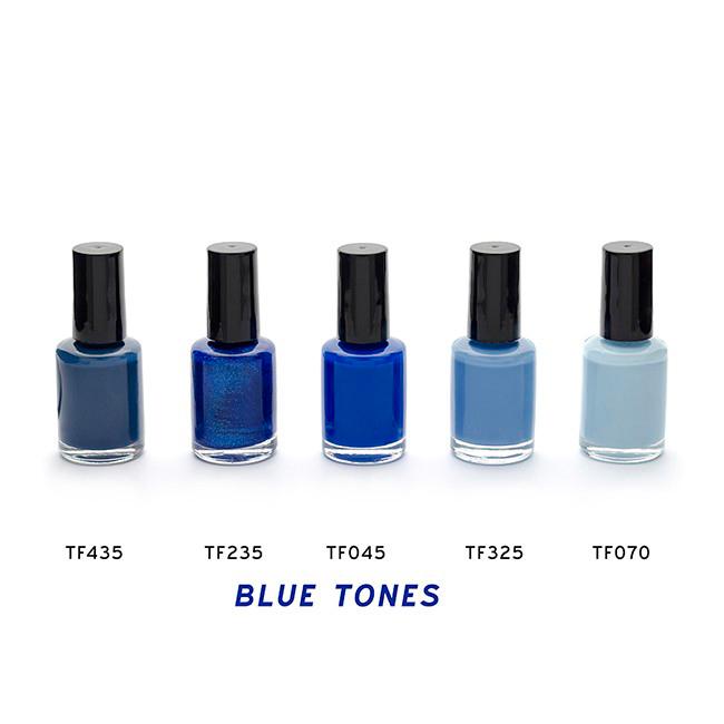 Blue Nail Varnish Uk: Nail Polish In A Bottle (10ml)